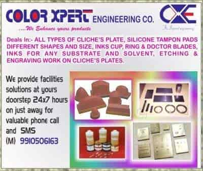 Color Xpert Engineering Company, Rohini Sector 5 - Pad