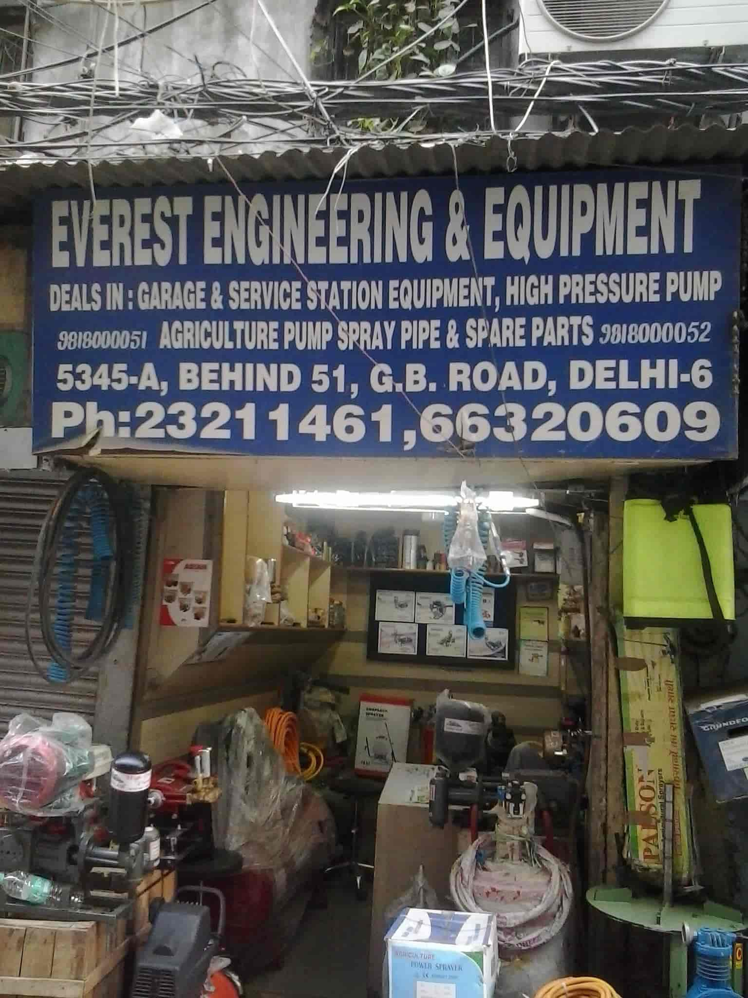 Everest Engineering Equipment Gb Road Car Lifting Equipment