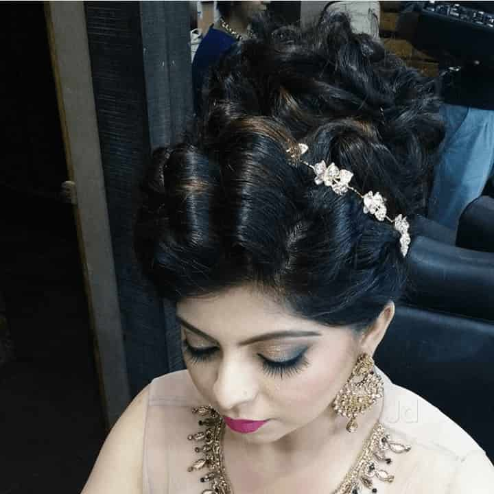Azeem Khan Hair Stylish Photos Saket Delhi Pictures Images