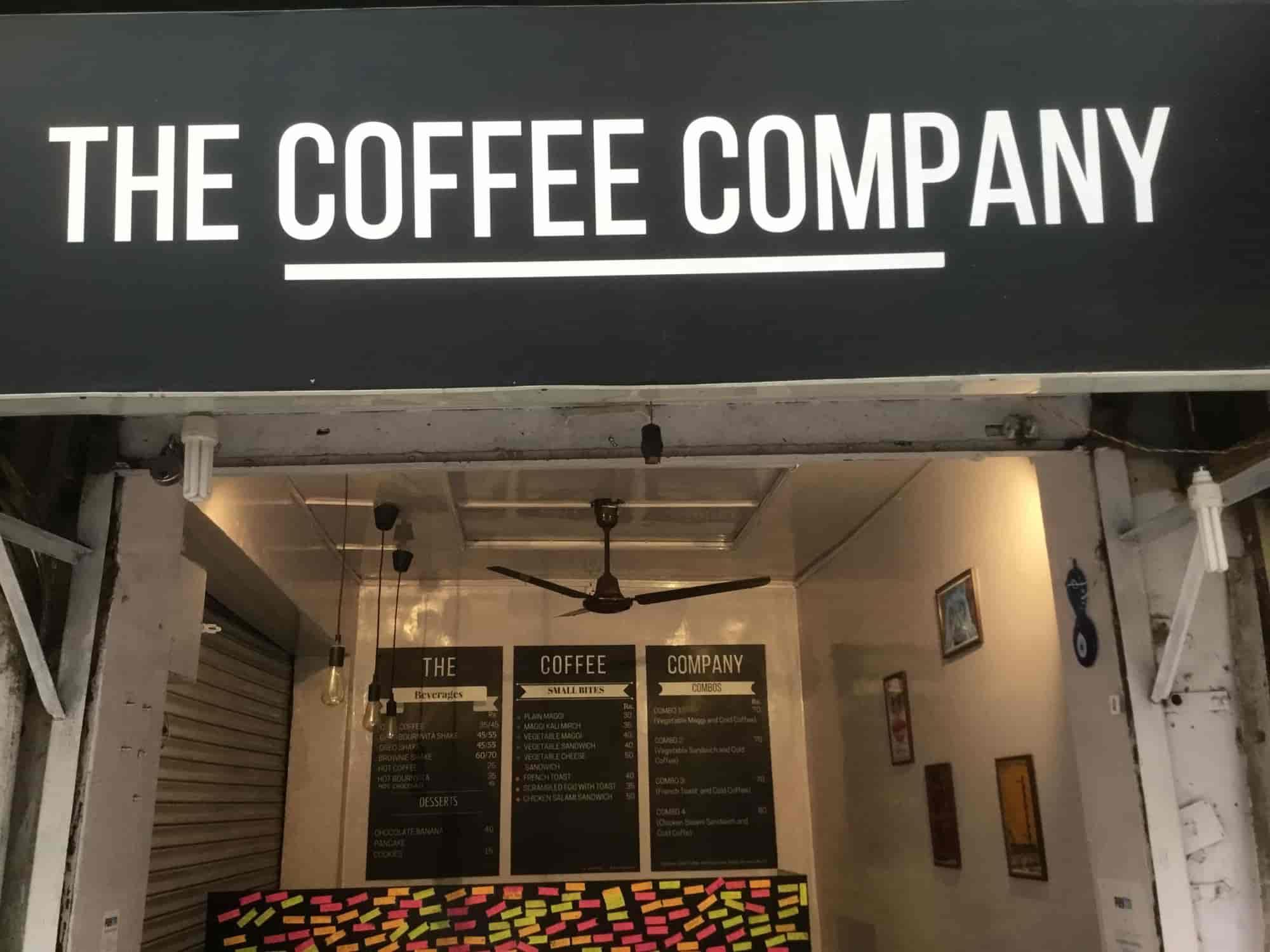 The Coffee Company, Laxmi Nagar, Delhi - Home Delivery