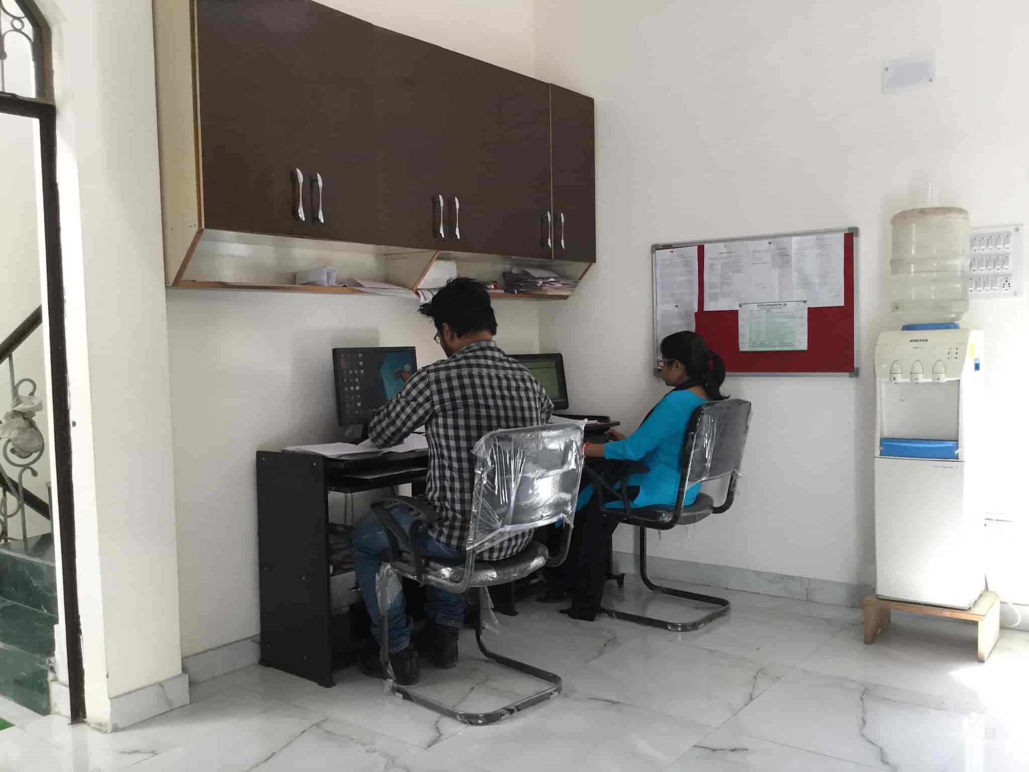 The Ca Corporate Tax Consultants Dwarka More Gst
