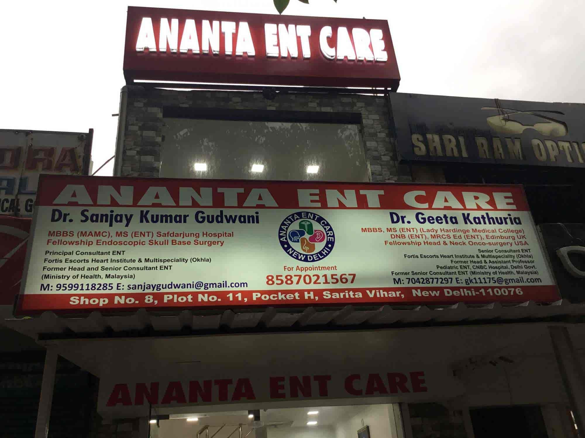 Top 20 ENT Doctors in Delhi   Best ENT Specialist   Justdial