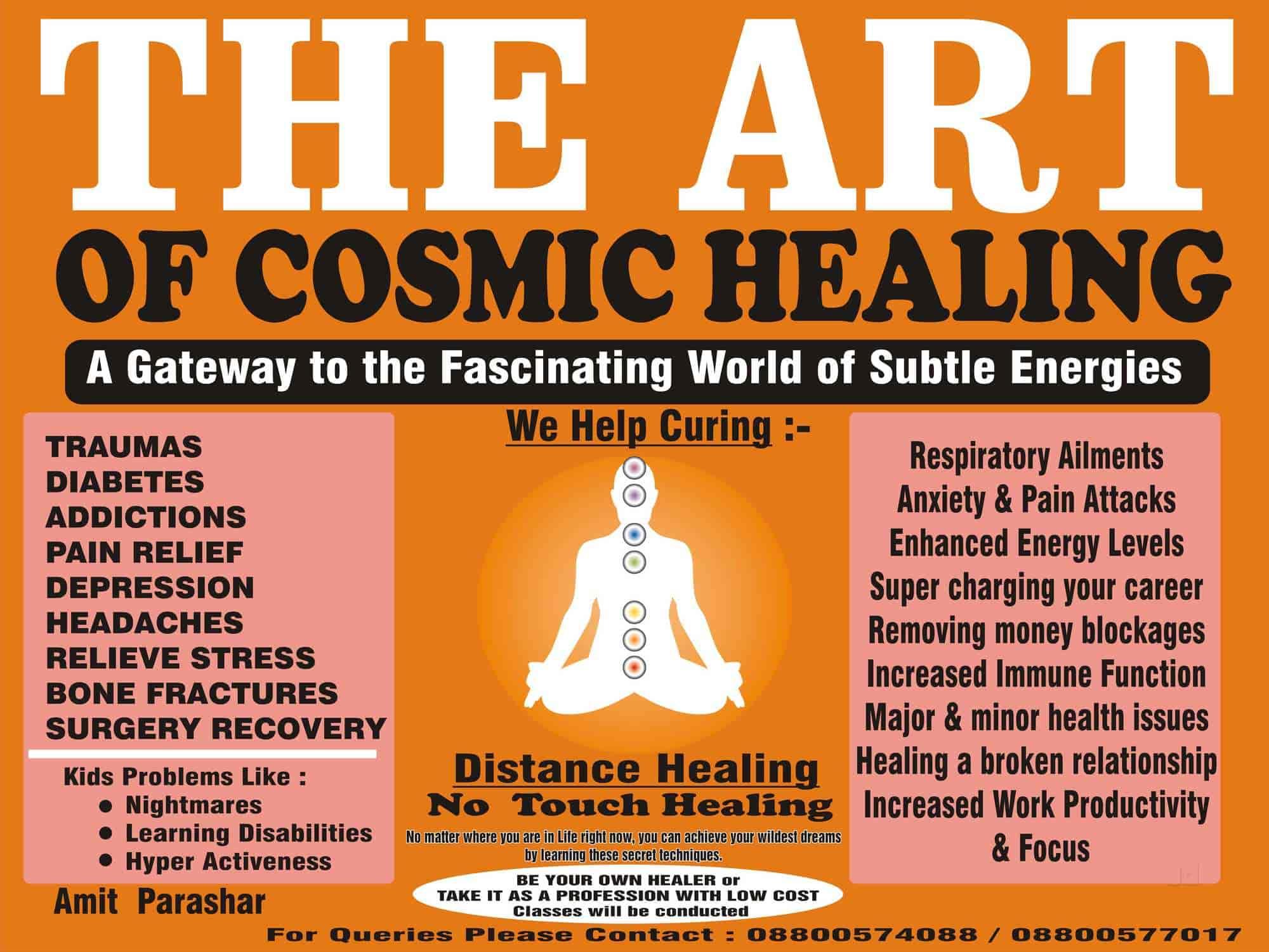 Cosmic Healing Centre Photos Mahavir Enclave Delhi Pictures