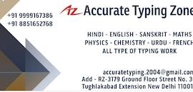 Top 20 Urdu Typing Services in Faridabad Sector 16, Delhi