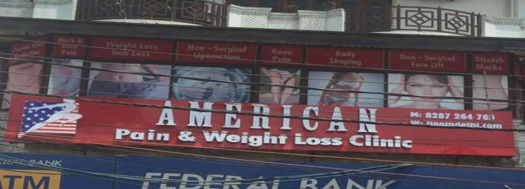 Dr Kapil Dua Pt American Pain And Weight Loss Clinic Pitampura