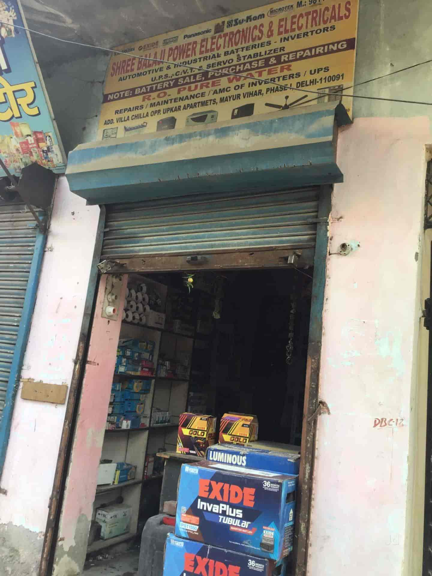 Shri Balaji Power Electronics & Electrcals, Mayur Vihar