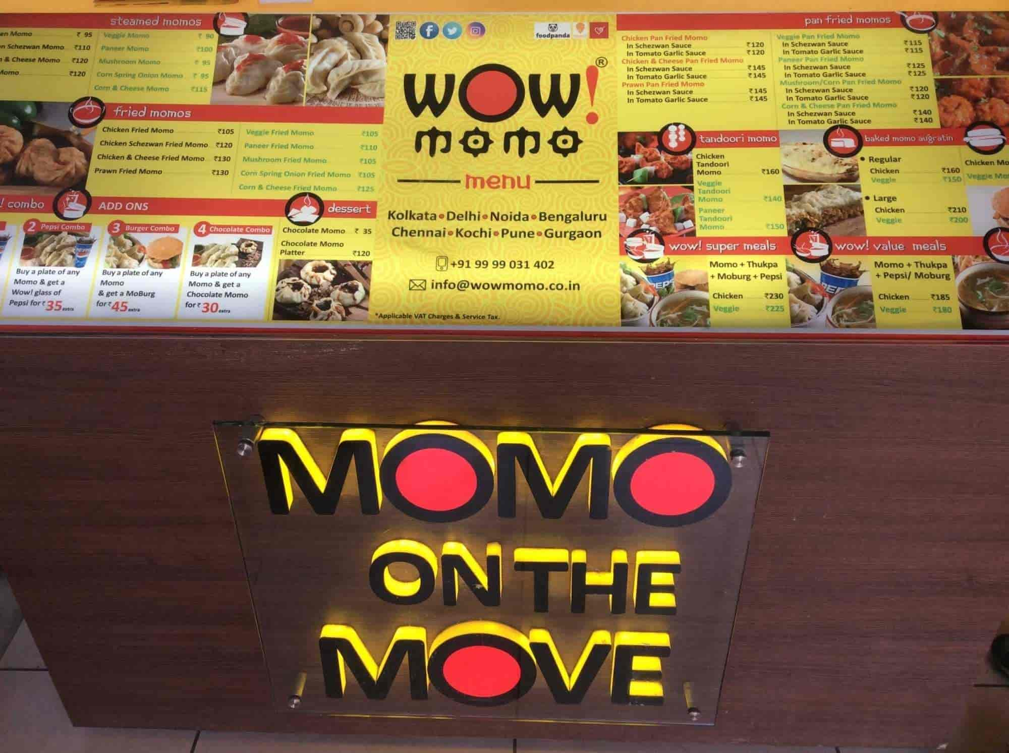 Image result for Wow Momo sector 31 gurgaon