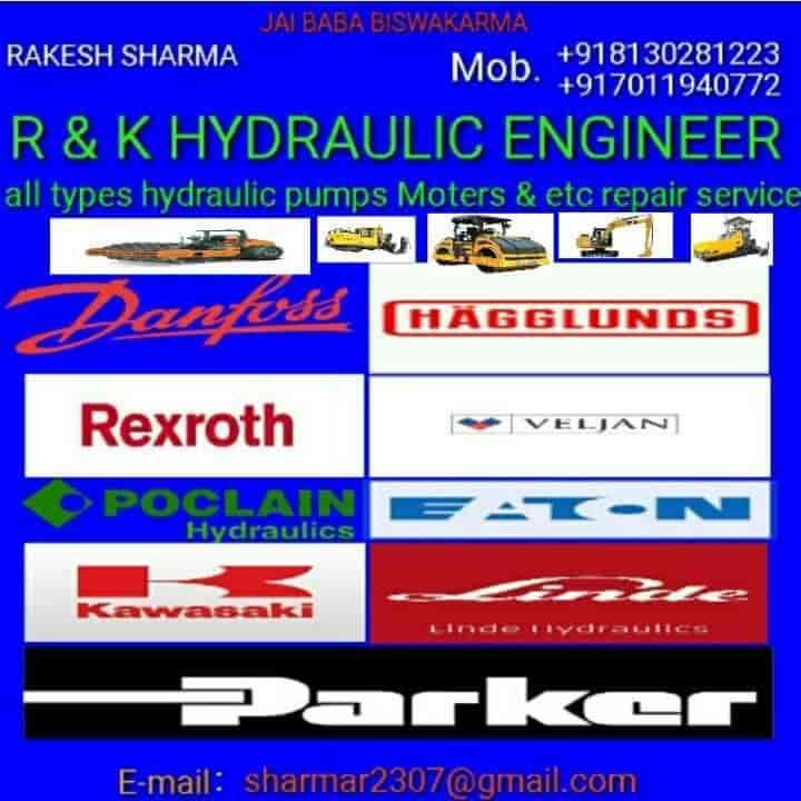 Rk Hydraulic Engineer Photos, Shiv Durga Vihar, Faridabad