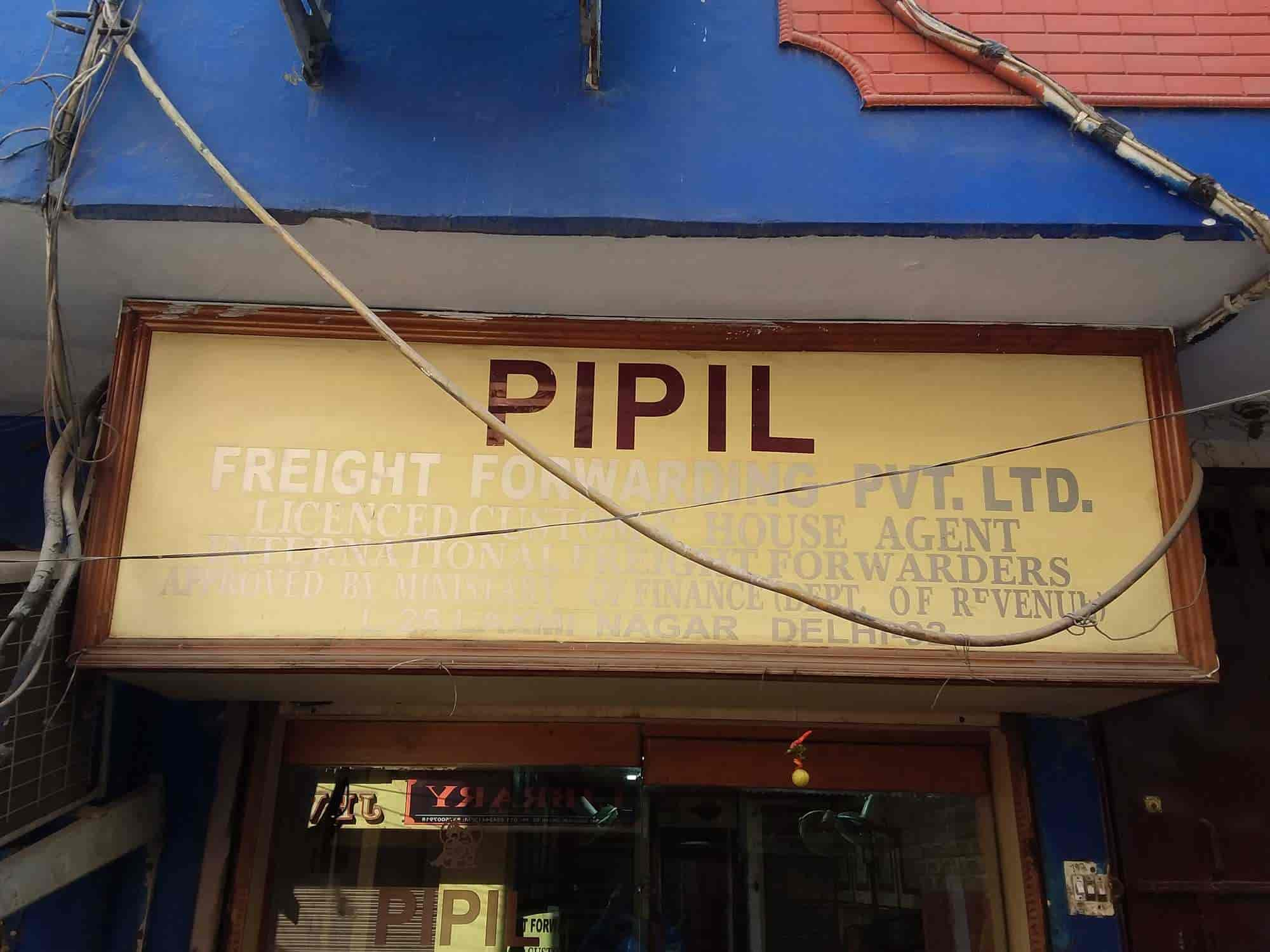 Pipil Freight Forwarding Pvt Ltd, Laxmi Nagar - Custom
