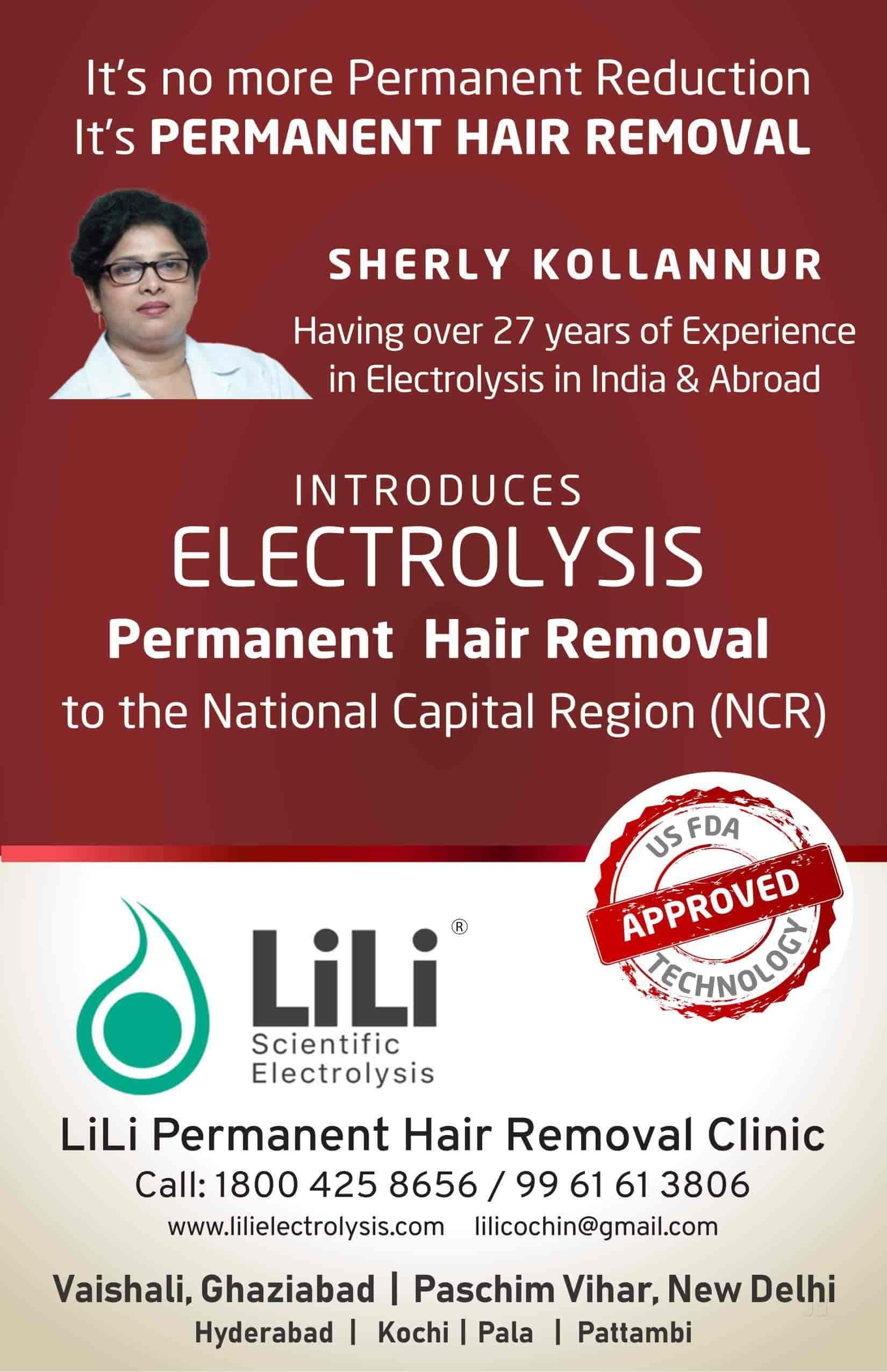 LASE ACADAMEA- LILI SCIENTIFIC ELECTROLYSIS, Vaishali Sector