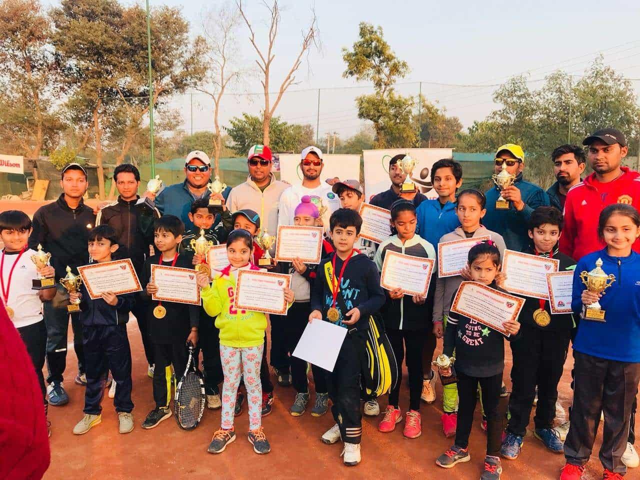 Cross Court Tennis Academy In Bijwasan Delhi Justdial