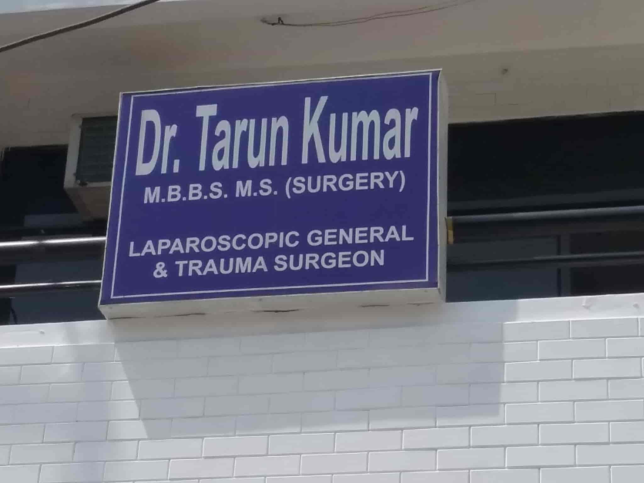 Dr  Tarun Kumar (rohtash Clinic) - Laparoscopic Surgeons
