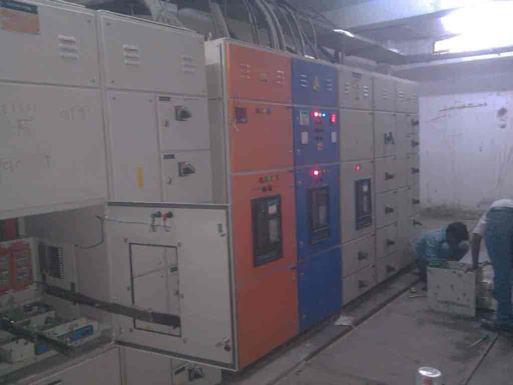 Delight Acb Service Center An Iso Certified Company Photos Uttam Wiring Back To