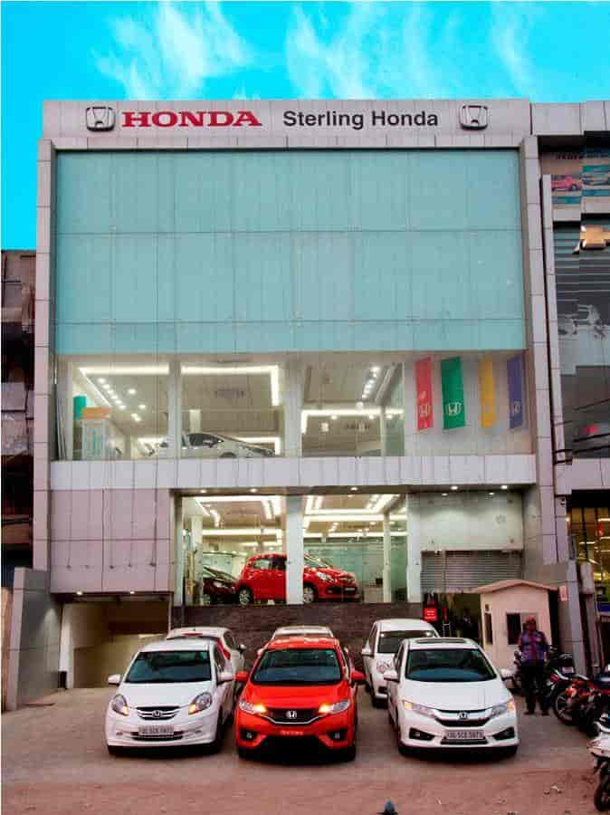 Sterling Honda Dilshad Garden Automobiles Sterling India Pvt Ltd