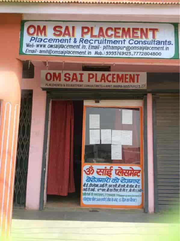 Om Sai Placement, Pithampur - Placement Services (Candidate