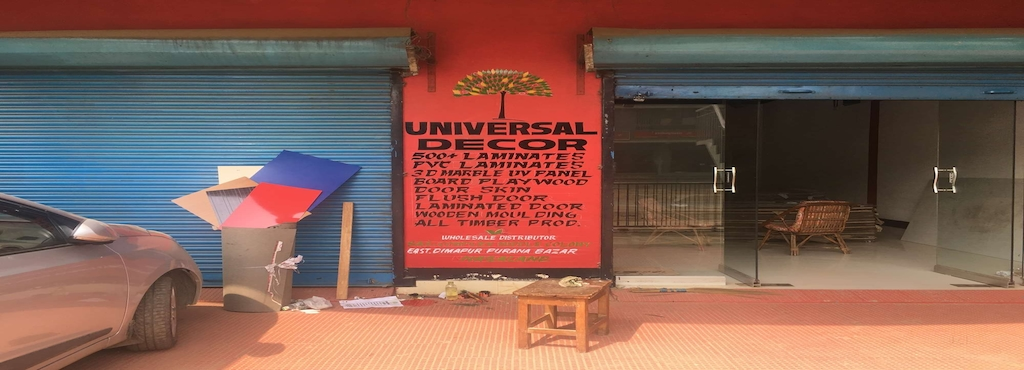 Universal DECOR Rangapahar Interior Designers In Dimapur Justdial New Interior Design Fast Food Decor