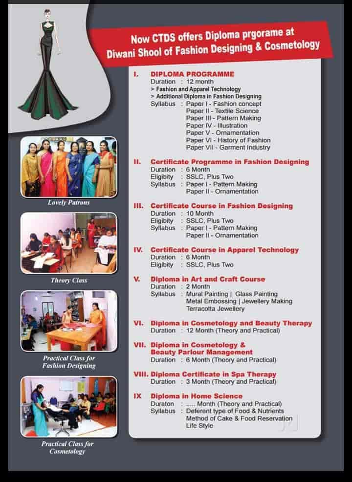 Diwani School Of Fashion Designing Photos Kothamangalam Ernakulam Pictures Images Gallery Justdial