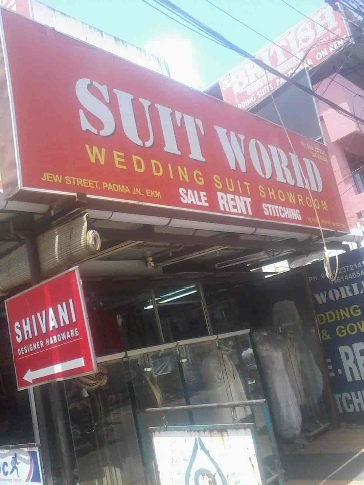 Suit Rental Near Me in Kacherippady