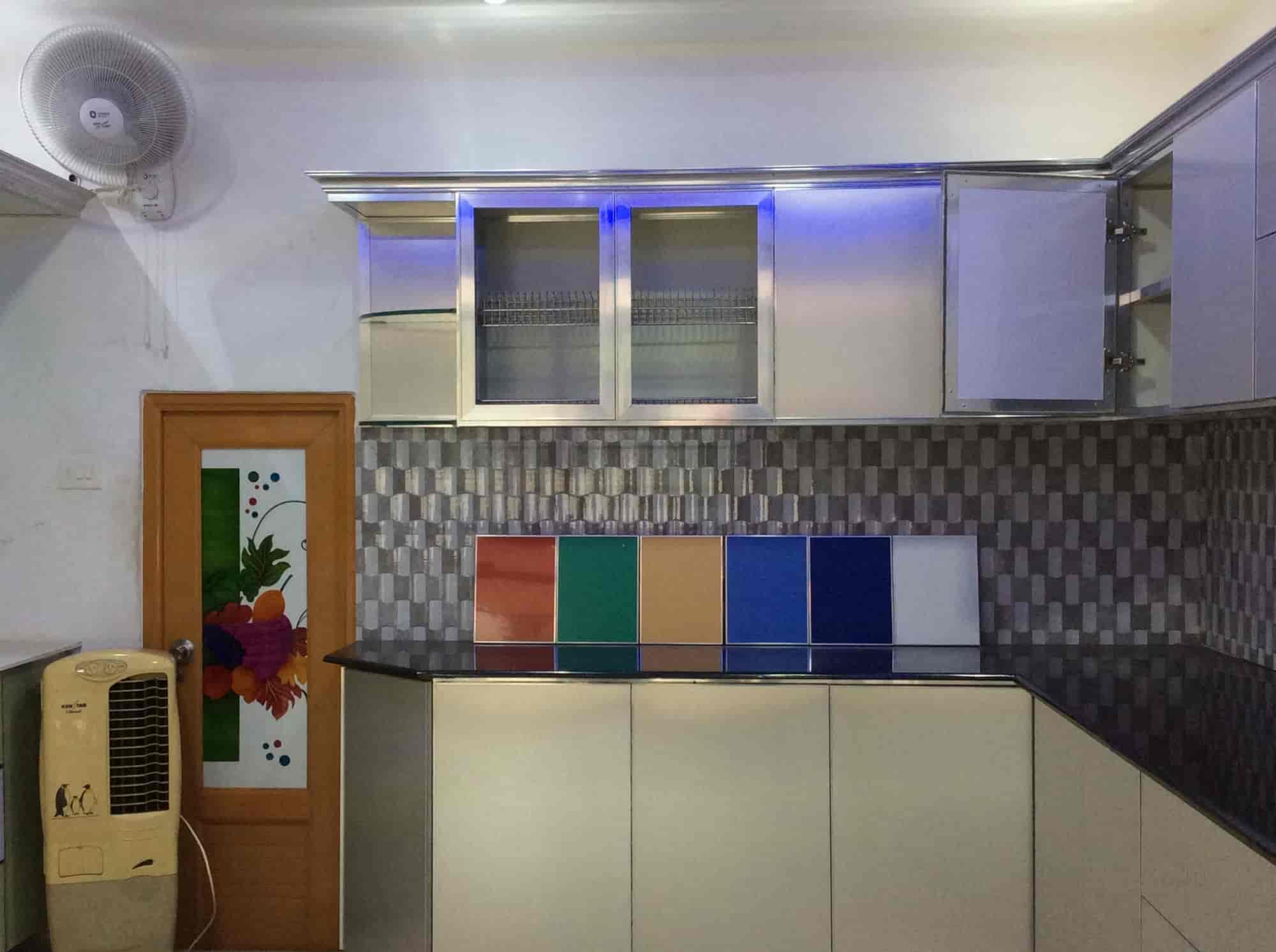 Indoor World Class Kitchens