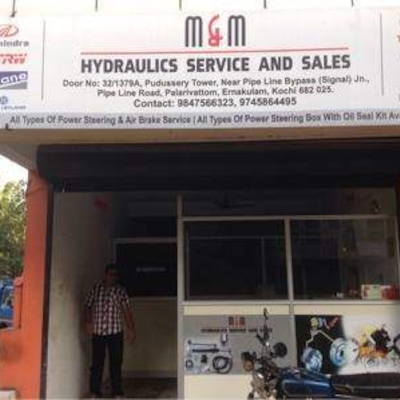 M&m Hydraulics Service And Sales, Palarivattom - Tool