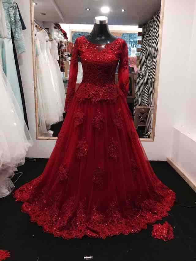 wedding dress rent in ernakulam