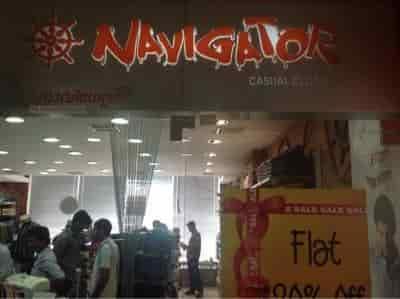 Navigator, Shanmugham Road - Readymade Garment Retailers in