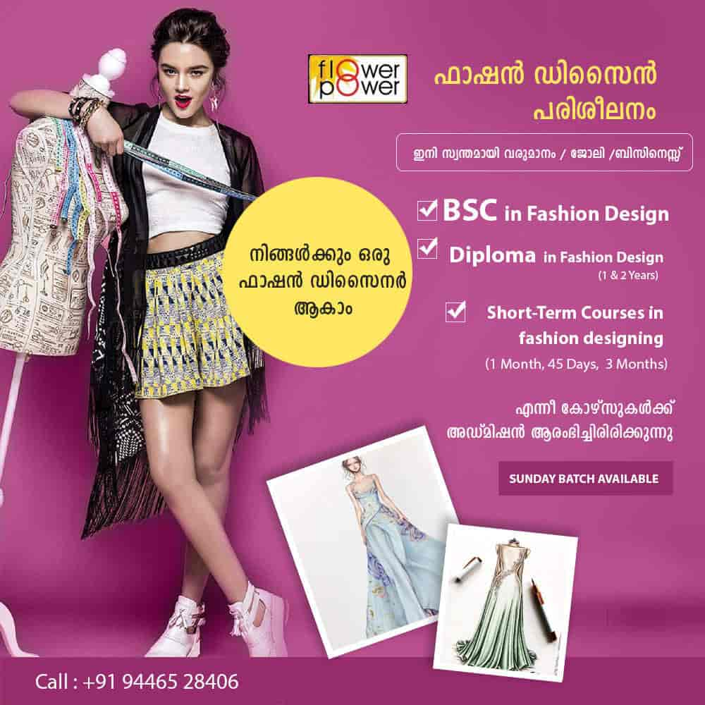 Top Fashion Designing Institutes In Palarivattom Best Fashion Designing Courses Justdial
