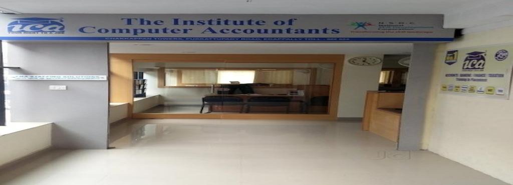 Institute Of Computer Accountants 100 Percent Job Guarantee