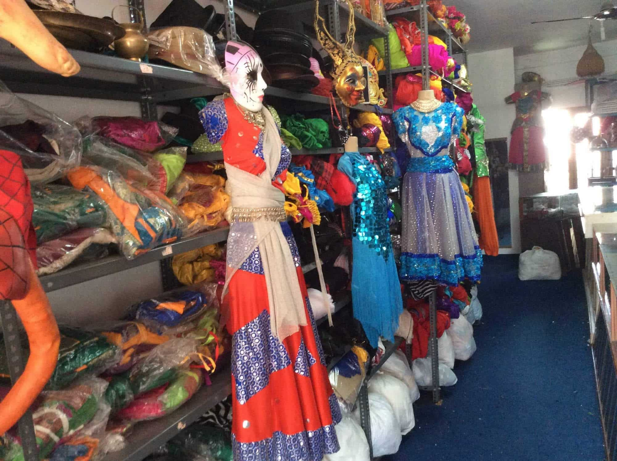 Navarasa Dance Collections, Edapally - Costumes On Hire in