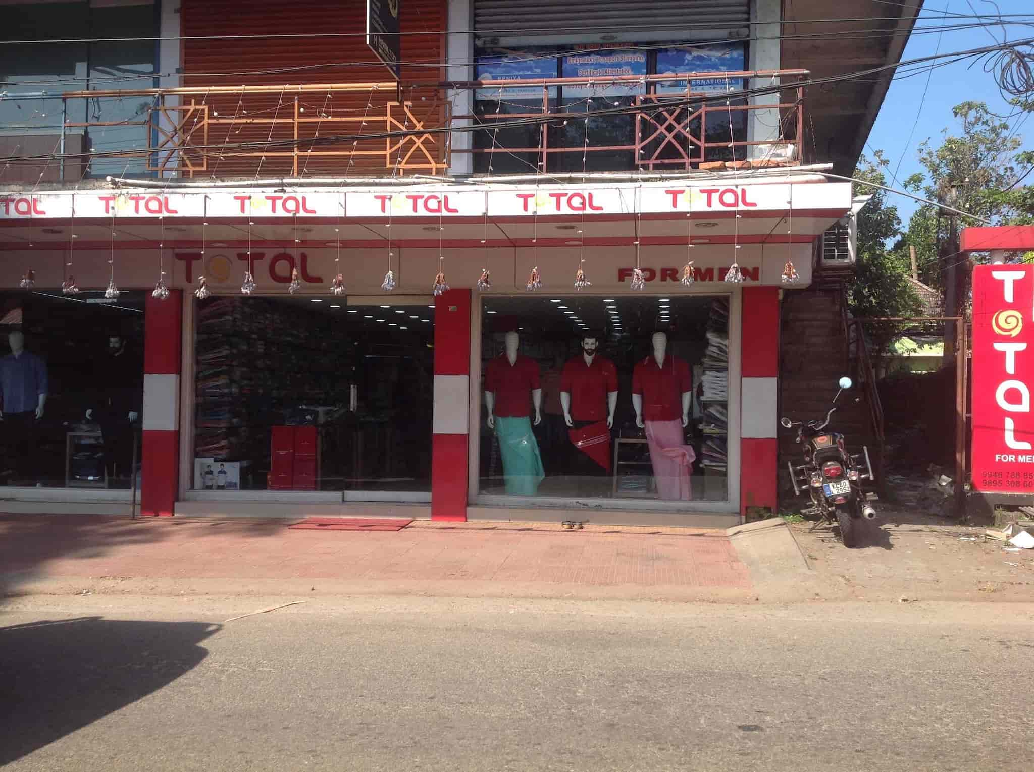 Total For Men, Perumbavoor - Men Readymade Garment Retailers