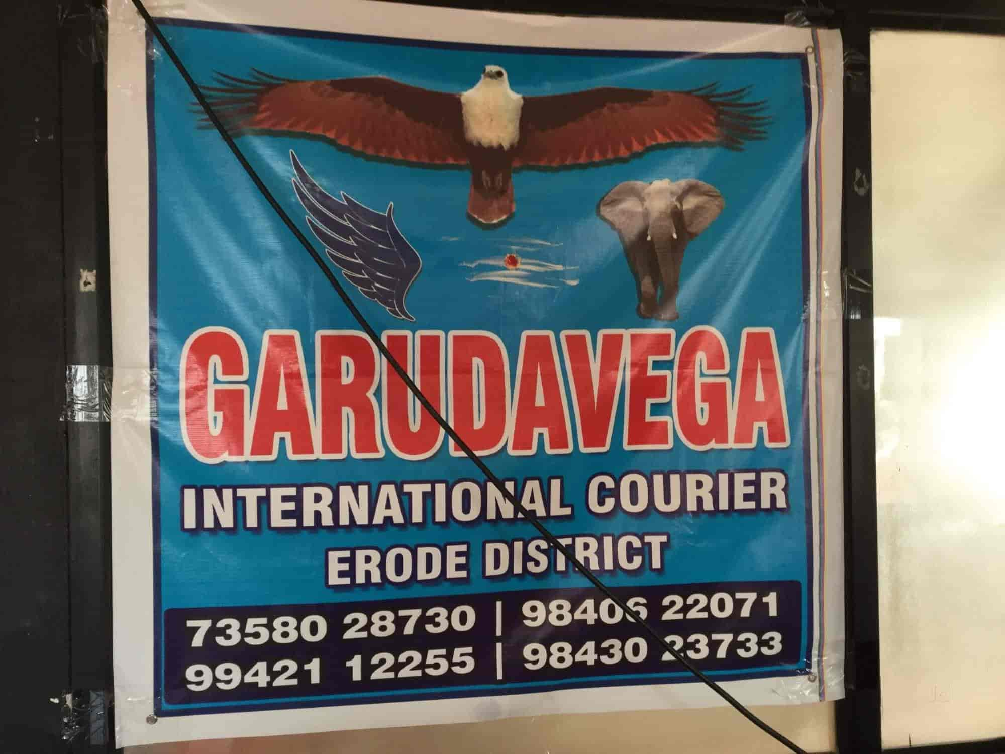Garudavega International Courier, Erode HO - Courier