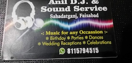 Top Dj System On Hire in Faizabad City - Best Dj System On