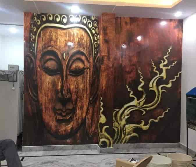 Balaji Wallpaper Closed Down Photos Faridabad Sector 86 Delhi