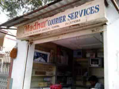 Madhur Courier Services, Gandhidham Sector 12 B - Courier