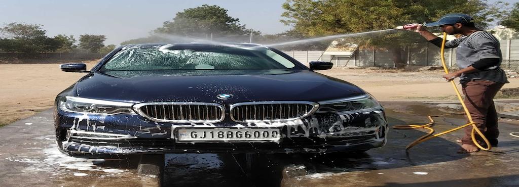 Smart Car Wash >> Smart Car Wash Kudasan Car Washing Services In