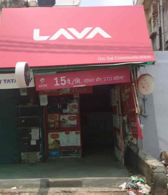 Om Sai Communication, Vasundhara - Mobile Phone Dealers in