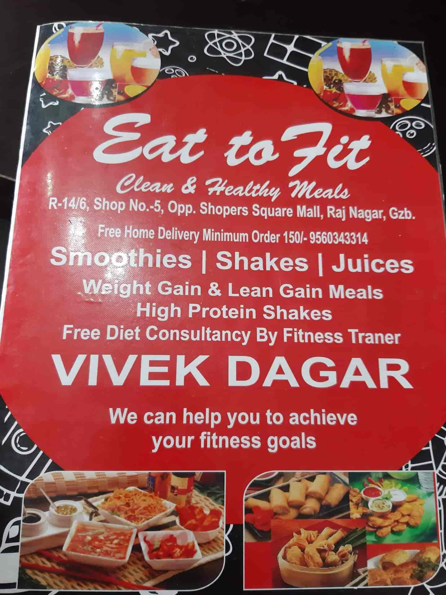 Diet Food Restaurants In Rdc Raj Nagar Ghaziabad Delhi