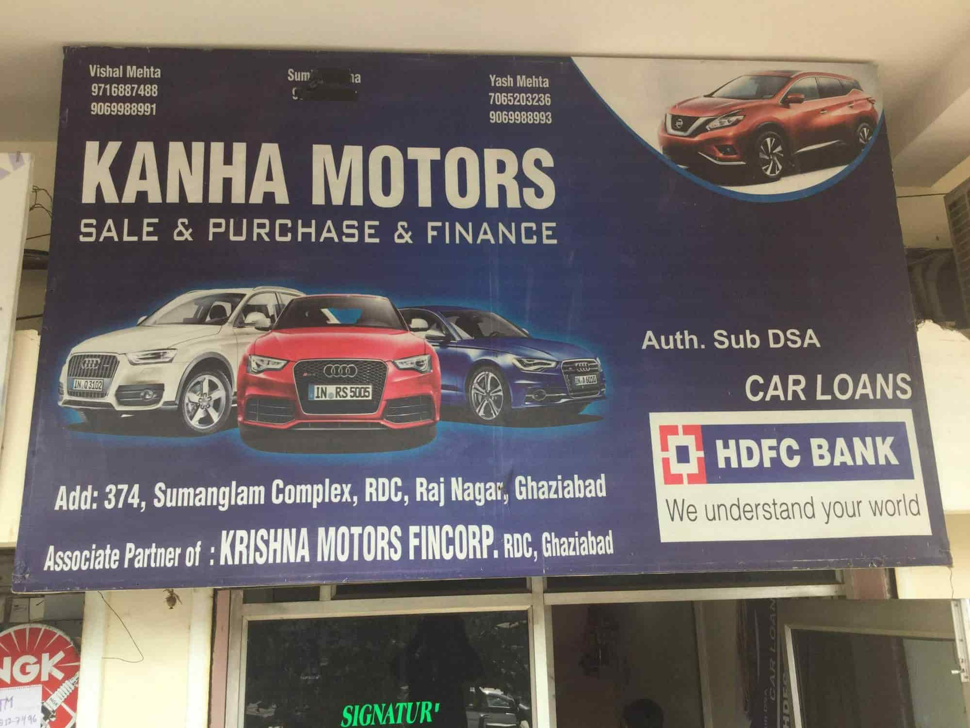 Car dealers Sums and regions: a selection of sites