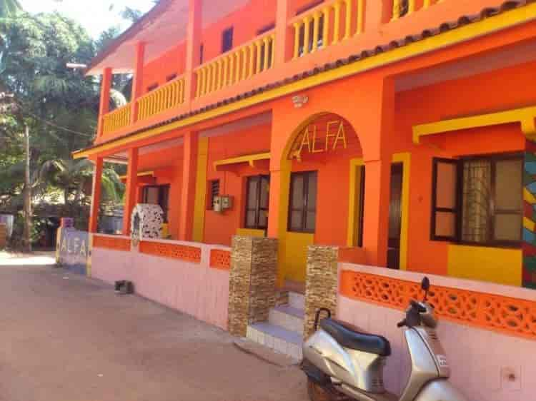 Guest House In Goa Calangute Beach Part - 29: Alfa Guest House
