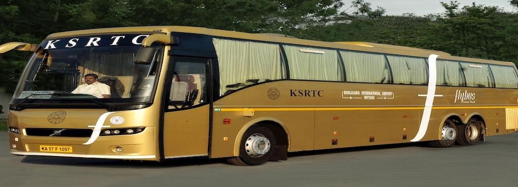 Karnataka State Road Transport Corporation, Panjim - St Bus Depot in