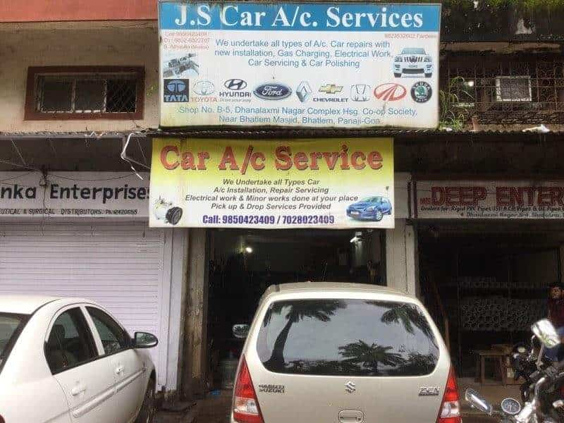 Top 50 Car Ac Repair Services In Goa Best Car Ac Repair