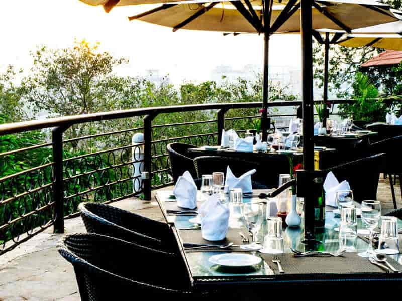 Hanging Garden (the Crown Goa), Panjim, Goa - Tandoori, Continental ...