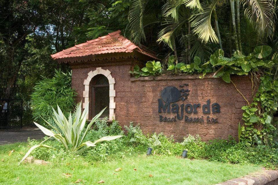 Majorda Beach Resort Salcette Hotel 5 Star Hotels In Goa Justdial