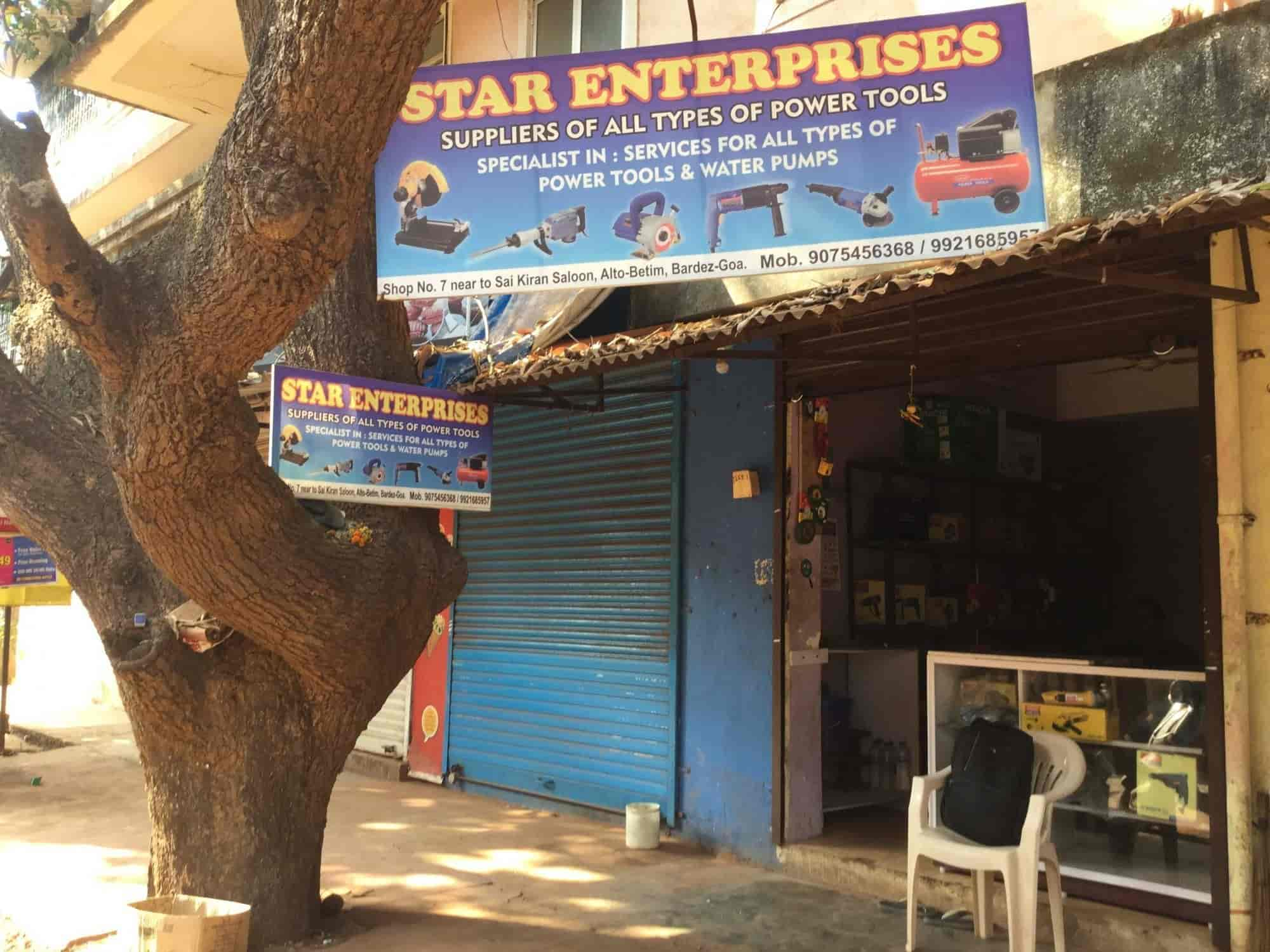 Star Enterprises, Alto Betim - Power Tool Dealers in Goa