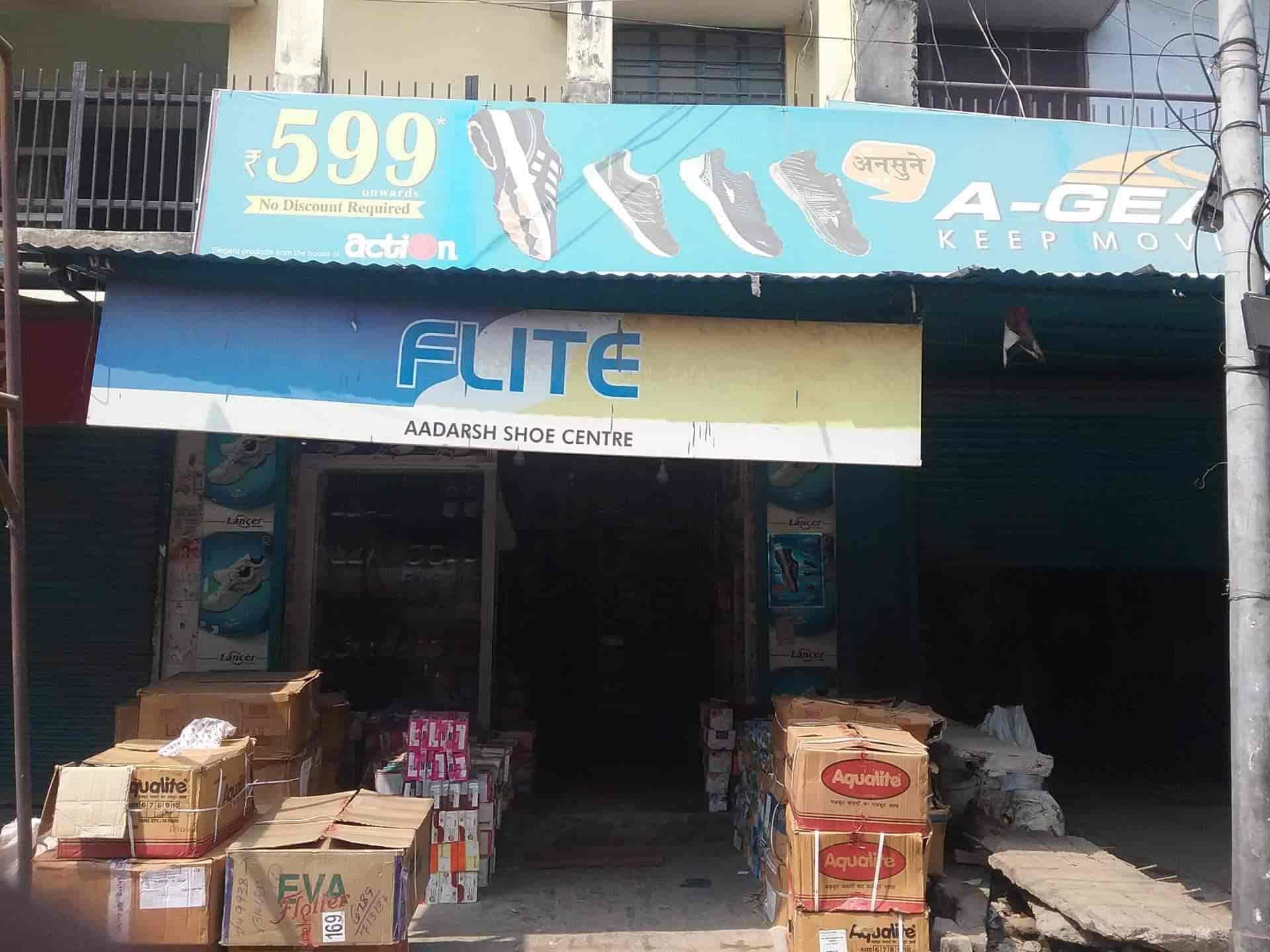 Aadrsh Shoe Center, Mohaddipur - Shoe Dealers in Gorakhpur