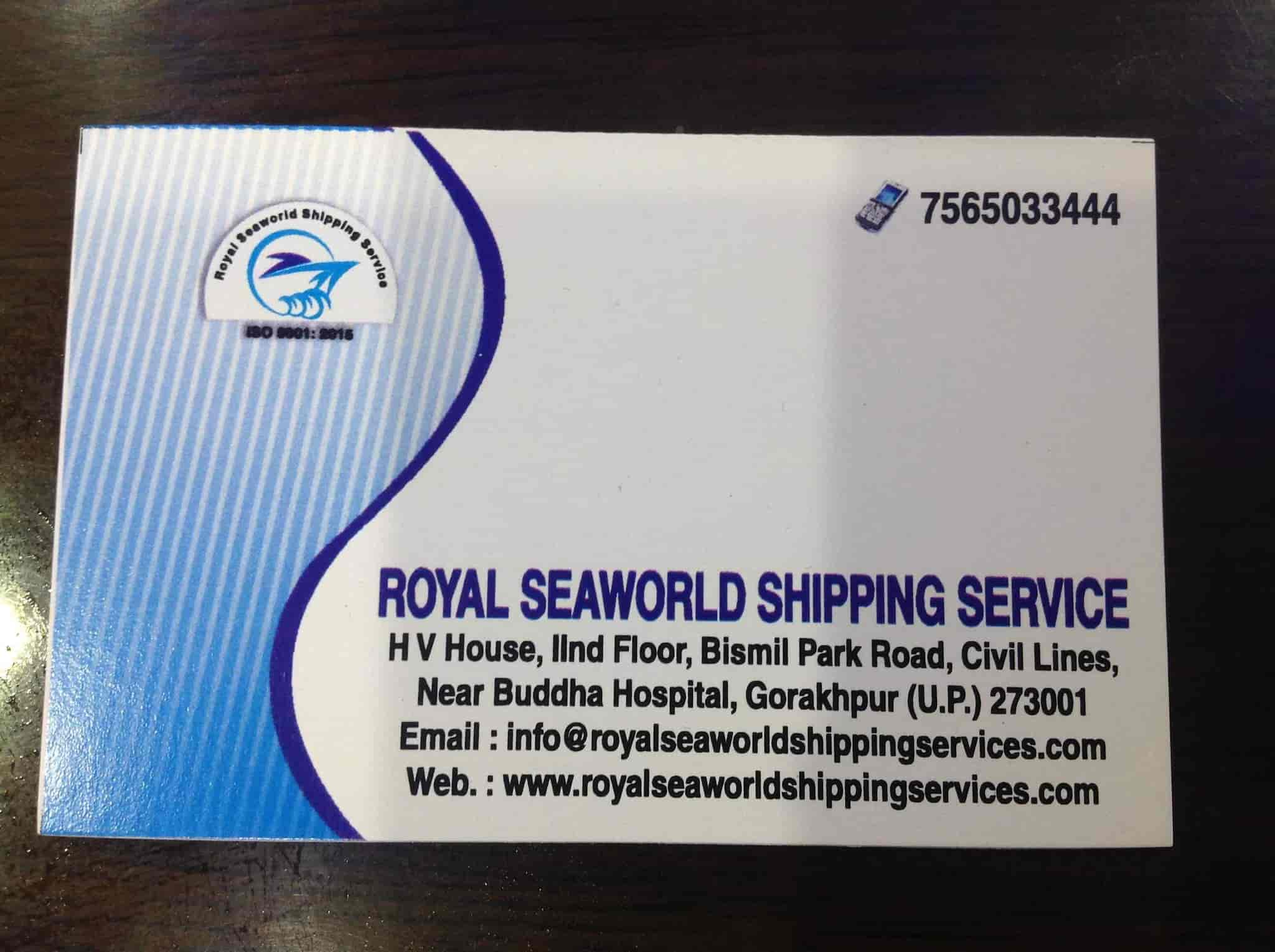 Royal Seaworld Shipping Service - Placement Services (Candidate) in ...
