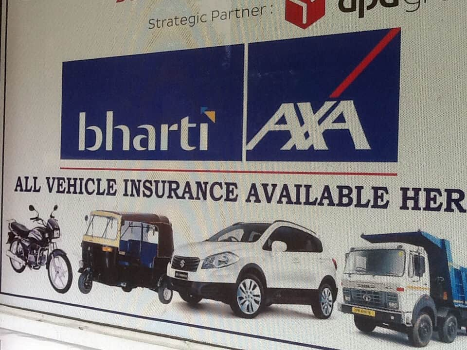 Bharti AXA Vehicle Insurance, Asta Gulbarga - Bharati Axa Vehicle ...