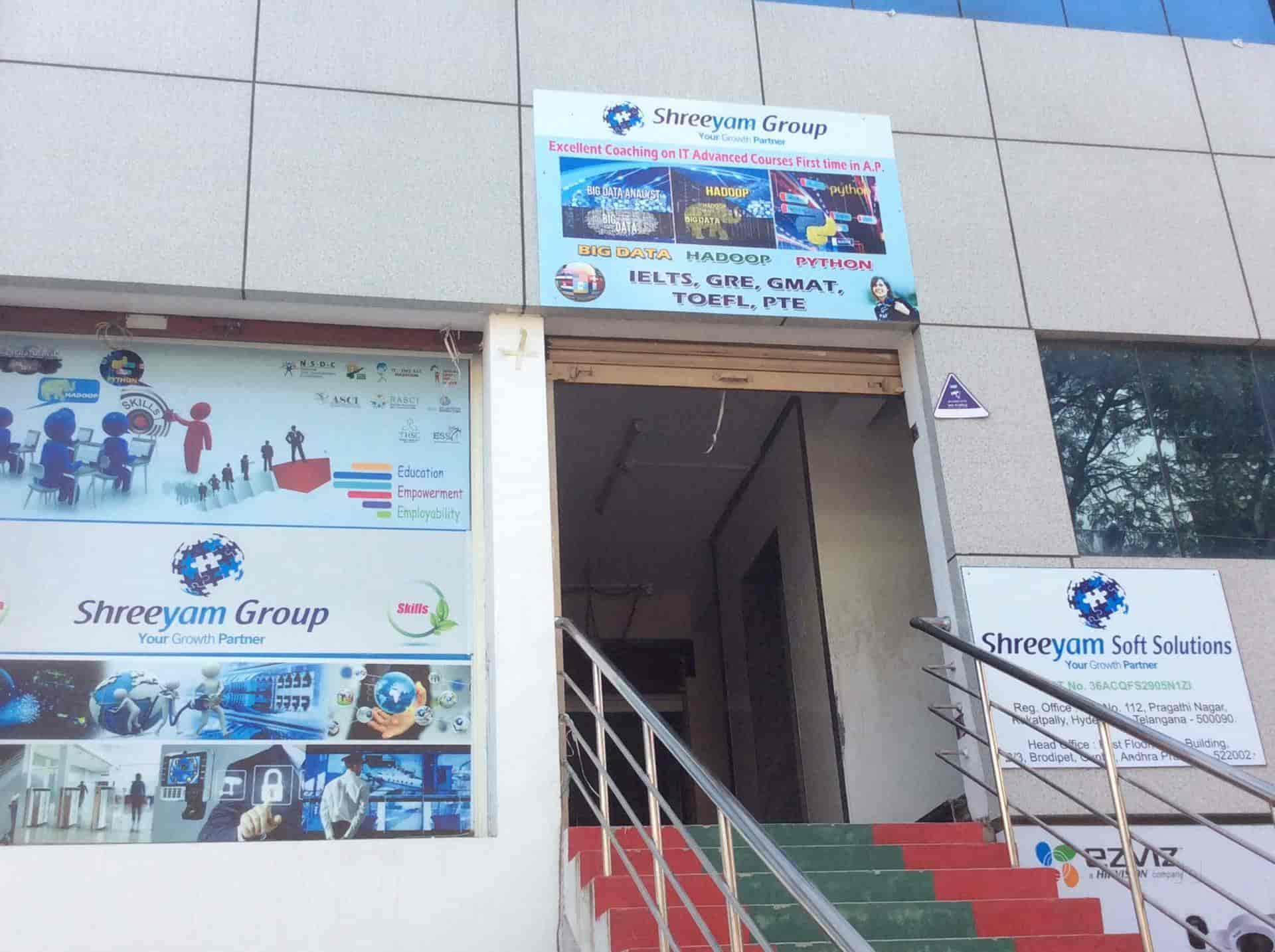 Shreeyam Soft Solutions, Nandali Kasturi Residency