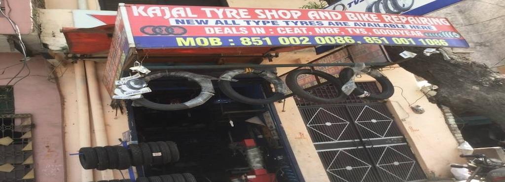 Sahil Tyre Shop And Bike Repairing Sukhrali Saahil Tyre Shop