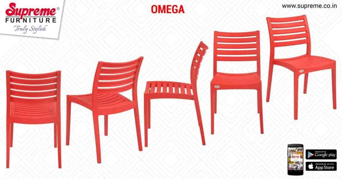 Supreme Plastic Furniture